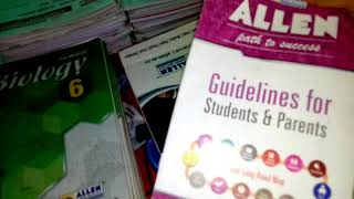 Allen career institute complete study material