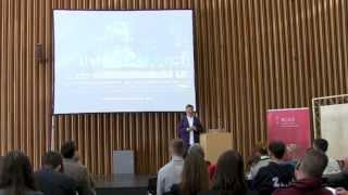 John Thackara: Growing the Bio-City (Ljubljana, 28. May 2013)