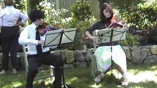 Violin Duet: Pachelbel Canon