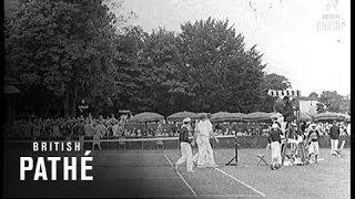 Wonderful Tennis (1931)