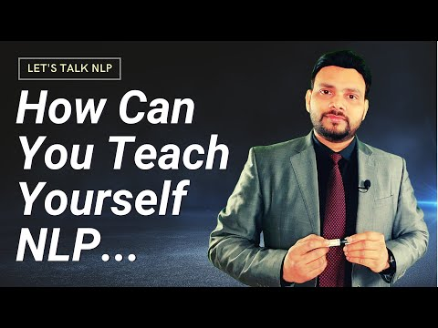 Can You Learn NLP Yourself   VED [in Hindi]