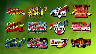 [ Street Fighter - 30th Anniversary Collection ] - SFIV Precommande - PS4, Xbox One, Switch, PC