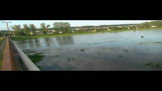 preview picture of video 'Powódź Pińczów 2010'