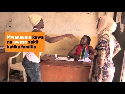 Mwanaume kuwa na uwezo zaidi katika familia | Masai & Mau Minibuzz Comedy