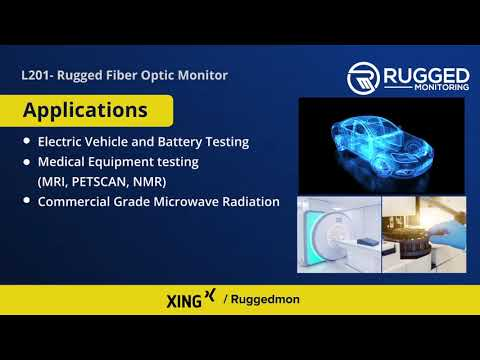 Rugged Monitoring - L201 Fiber