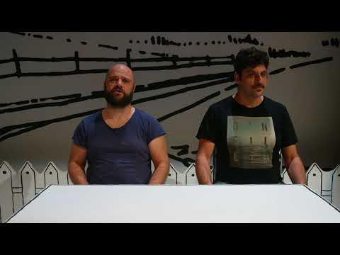 Προεσκόπηση βίντεο της παράστασης Πέτρες στις τσέπες του - Θέατρο Κιβωτός.