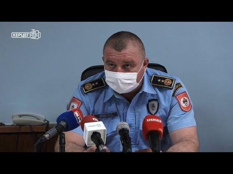 PU Trebinje: Hercegovci uglavnom postuju preventivne mjere zastite