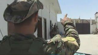 EXCLUSIF - Les drones de l'EI, menace constante dans le ciel de Raqqa