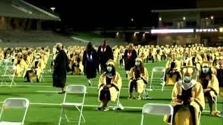 2020 Foster High School Graduation