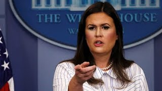 WATCH :White House Press Briefing with Press Secretary Sarah Sanders 1/11/18