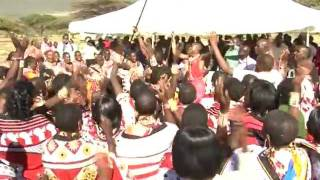 preview picture of video 'MAASAI PRAISE KAJIADO WEST'