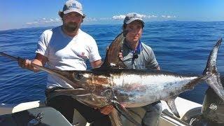 Trabucco TV – Traina col vivo Spada – Extreme Fishing!
