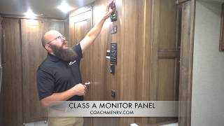Coachmen Class A Quality Assurance: Monitor Panel