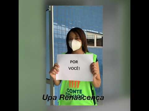 Servidores de UPA de Teresina gravam vídeo de prevenção ao Coronavírus
