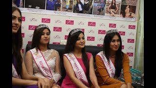 Femina Miss India 2017 Contestants' Nutrition session with Tripti Gupta