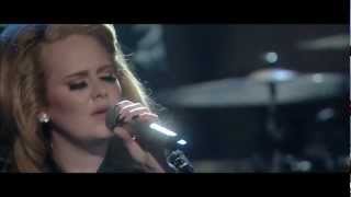 Adele   Lovesong Live At The Royal Albert -Hall - officiall video