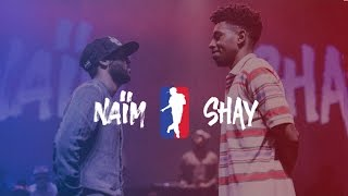 SHAY vs NAÏM | I LOVE THIS DANCE ALL STAR GAME 2016