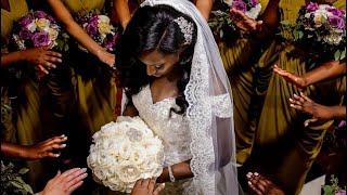 Jerk And Jollof  A Nigerian And Jamaican Wedding (OPE & KEMAR)