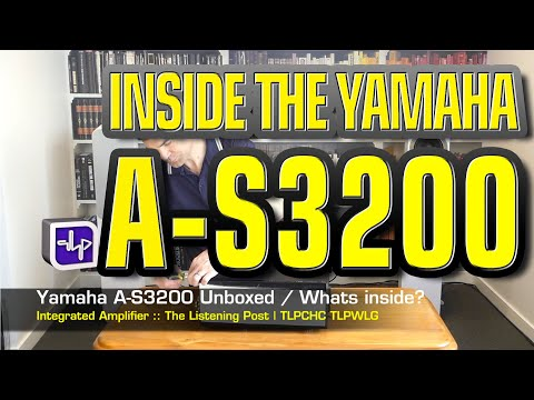 External Review Video mfbXs3LAgcw for Yamaha A-S3200 Integrated Amplifier