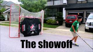 Street Hockey Stereotypes