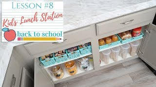 Kids & Lunches | Back To School 2017