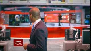 BBC News Move to New Broadcasting House Promo March 2013