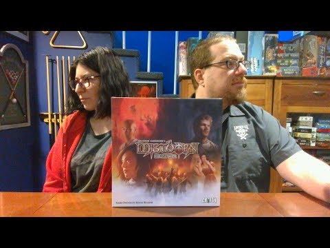The Board Game Kaptain's review and tutorial for Mistborn: House War
