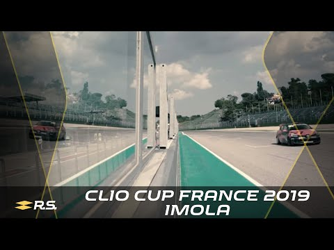 2019 Clio Cup France - Imola - Qualifying