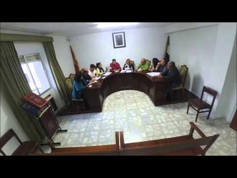 Pleno 14 de Abril de 2016 Esparragosa de la Serena