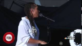 "Alicia Keys feat. Idan Raichel & Ali Amr ""We Are Here"" אלישיה קיז ועידן רייכל"