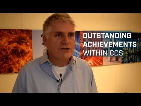 About the SINTEF and NTNU CCS Award - Nils Røkke, EVP Sustainability, SINTEF