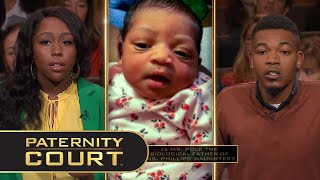 Woman Got Tattoo of Man's Name But Man Did Not Show Up (Full Episode) | Paternity Court