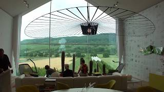 preview picture of video 'Weil am Rhein, Vitra Design Museum'