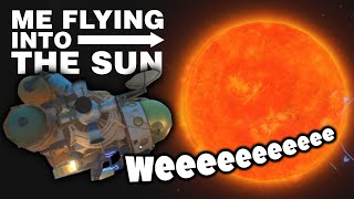 Outer Wilds | FLYING INTO THE SUN