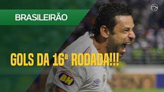 Gols da 16º Rodada do Brasileirão 2019