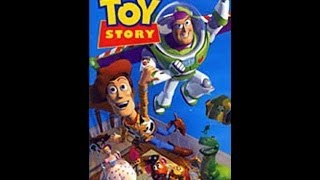 Digitized Opening To Toy Story (1996 VHS UK)