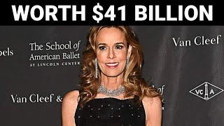 Top 5 Richest Women in The United States