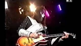"Kiss - Rocket Ride  ""Video"""