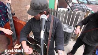 "Chuck Ragan - ""Nothing Left To Prove"" (Acoustic) - No Future"
