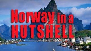 Norway in a Nutshell - Train, Ferry & Bus