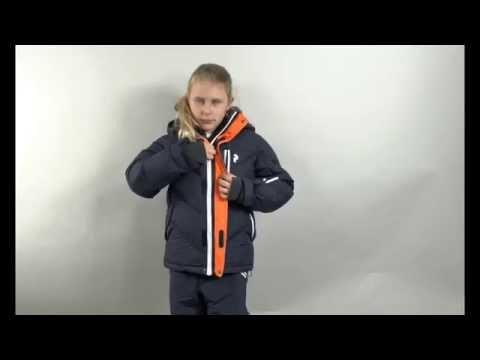 Peak Performance Junior Ice Down Jacket