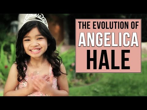 The Evolution of Angelica Hale (2012 -2017) | Before America's Got Talent