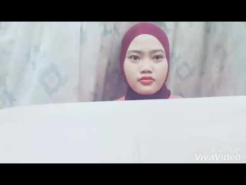 Video Tutorial hijab muka bulat