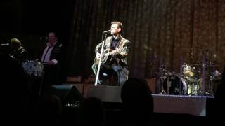 """2016 Chris Isaak """"How's the World Treating You?"""""""