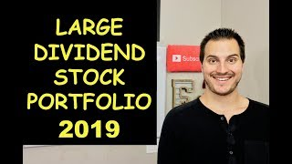 HOW TO BUILD A LARGE DIVIDEND PORTFOLIO IN 2019