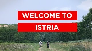 Welcome to Istria -  How to film documentary movie