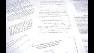 今世紀の数学史上、最大級の業績「数学ABC予想」「フェルマーの最終定理」証明!