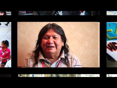 Support an Indigenous-led movement