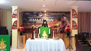 Ibadah GMIM SION Jakarta Utara