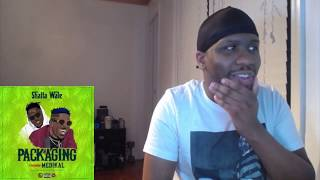 Shatta Wale   Packaging Ft. Medikal (Audio Slide) | DTB Reaction